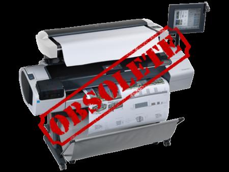 HP Designjet T1200 HD MFP (44'') Printer - (CQ653A)