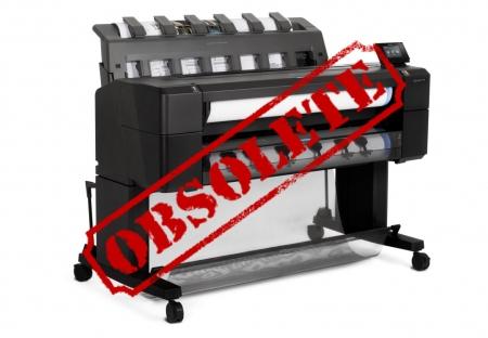 Designjet T1500 PostScript 36 inch A0 ePrinter CR357A