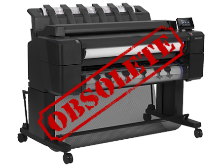 Designjet T2500 PostScript eMultifunction (A0) Printer CR359A