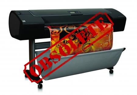 HP Designjet Z2100 44