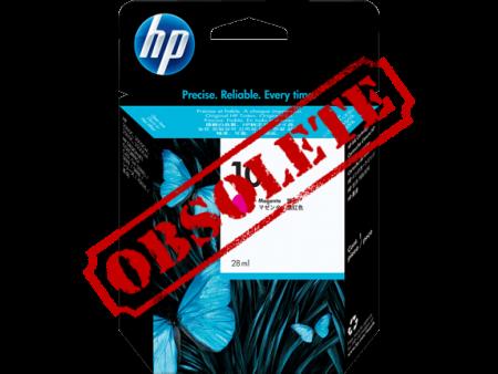 HP Designjet Magenta ink cartridge No.10