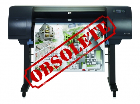Designjet 4000 42'' Q1273A Printer