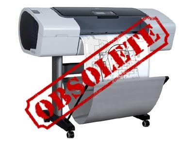 Designjet T1100 24'' Q6683A CAD Plotter