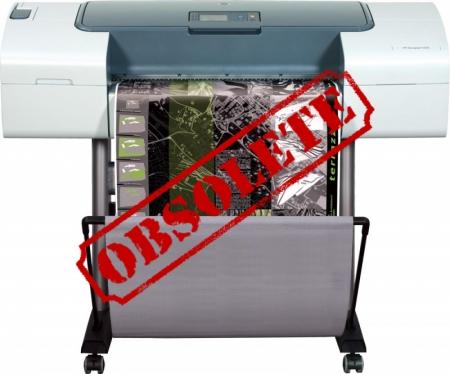 Designjet T610 24'' (A1) Printer