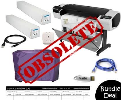 Designjet T1300 A0 bundle deal 1
