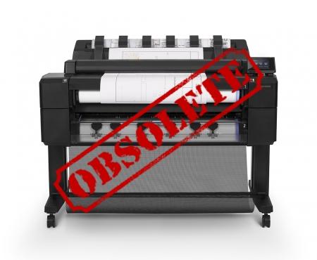 Designjet T2500 eMultifunction (A0) Printer CR358A