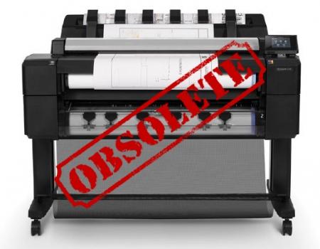 HP DesignJet T2530ps L2Y25A 36