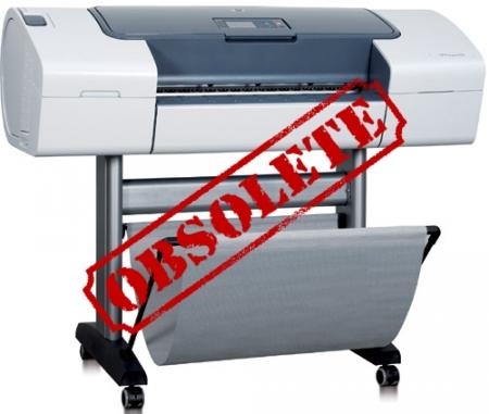 Designjet T610 44'' Q6712A CAD Printer