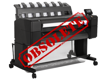 HP Designjet T920 PostScript 36