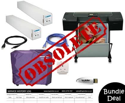Designjet Z2100 A1 Q6675D Bundle Deal 1