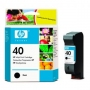 HP 40 Designjet Black Ink Cartridge (51640AE)