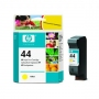 HP 44 Designjet Yellow Ink Cartridge (51644YE)