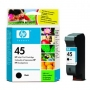 HP 45 Designjet Black Ink Cartridge (51645AE)