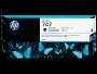 HP 747 DesignJet Chromatic Blue Ink Cartridge (P2V85A)