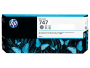 HP 747 DesignJet Grey Ink Cartridge (P2V86A)