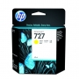 HP 727 Designjet Yellow Ink Cartridge (B3P15A)
