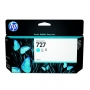 HP 727 Designjet Cyan Ink Cartridge (B3P19A)