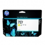 HP 727 Designjet Yellow Ink Cartridge (B3P21A)