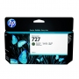 HP 727 Designjet Matte Black Ink Cartridge (B3P22A)