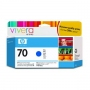 HP 70 Designjet Blue Ink Cartridge (C9458A)