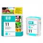 HP 11 Designjet Cyan Ink Cartridge (C4836A)