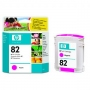 HP 82 Designjet Magenta Ink Cartridge (C4912A)