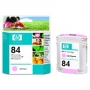 HP 84 Designjet Light Magenta Ink Cartridge (C5018A)