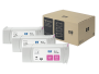 HP 81 Designjet Triple Pack Magenta Ink Cartridge (C5068A)