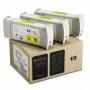 HP 81 Designjet Triple Pack Yellow Ink Cartridge (C5069A)