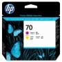 HP 70 Magenta and Yellow Printhead (C9406A)