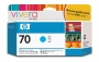 HP 70 Designjet Cyan Ink Cartridge (C9452A)