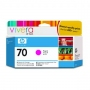 HP 70 Designjet Magenta Ink Cartridge (C9453A)