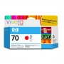 HP 70 Designjet Red Ink Cartridge (C9456A)