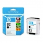 HP 82 Designjet Black Ink Cartridge (CH565A)
