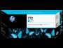 HP 772 Designjet Cyan Ink Cartridge (CN636A)