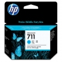 HP 711 Designjet Cyan Ink Cartridge (CZ134A)