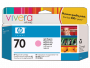 HP 70 Designjet Light Magenta Ink Cartridge (C9455A)
