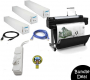 Designjet T520 A0 CQ893A Bundle Deal 2