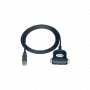 USB to Parallel cable - 1.8 metre (ICUSB1284)