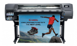HP Latex 115 Large Format Printer (54