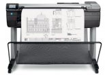 Designjet T830 - robust, compact, CAD MFP (A0)