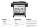 DesignJet T650 5HB08A 24