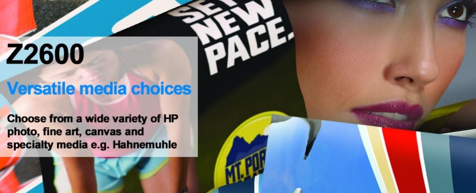HP DesignJet Z2600 PostScript (24 inch) Printer - T0B52A