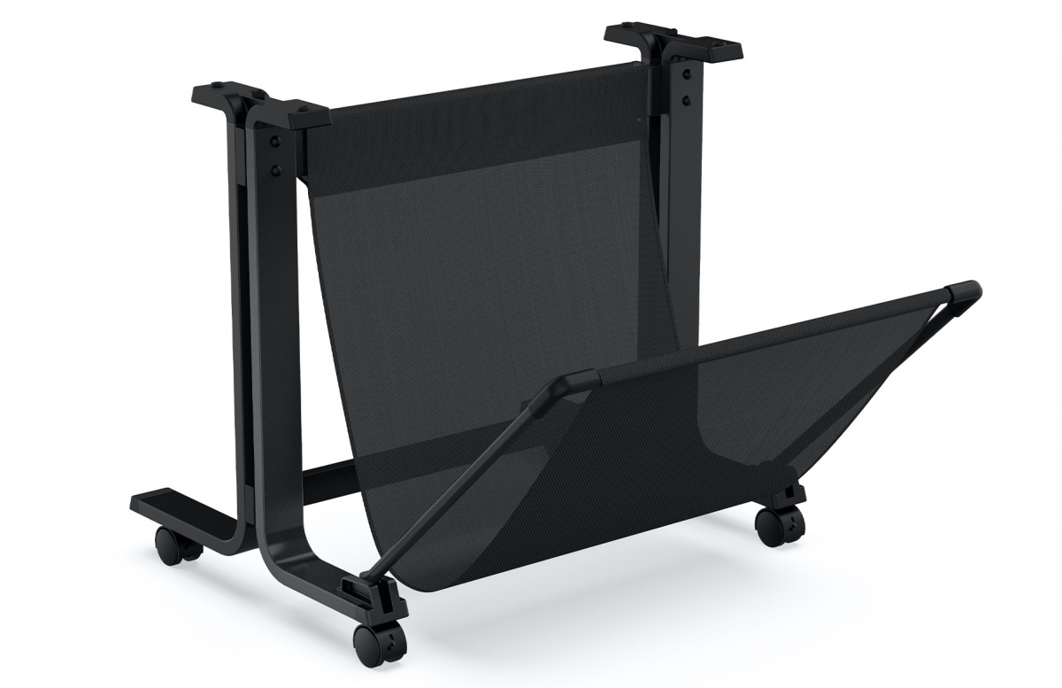 DesignJet T250 24-inch Printer 5HB06A - Stand and Media Bin Accessory