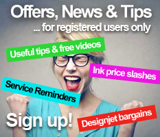 Offers News and Tips - newsletter signup